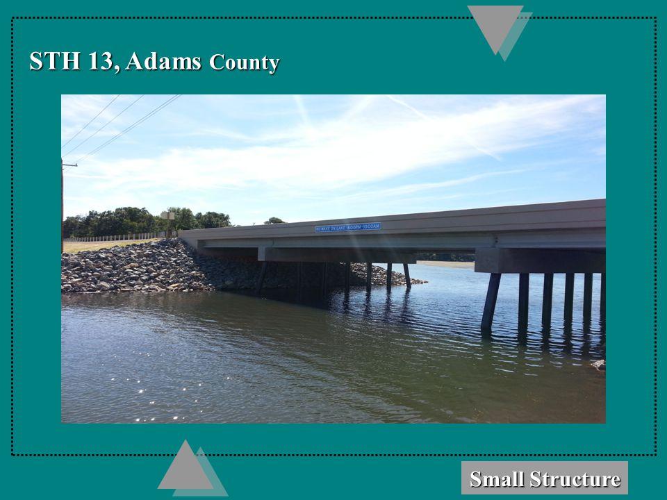 STH 13, Adams County