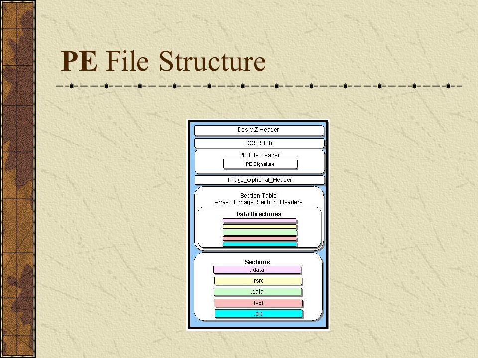 PE File Structure