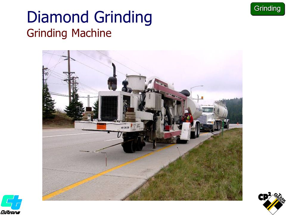 Diamond Grinding Grinding Machine Grinding