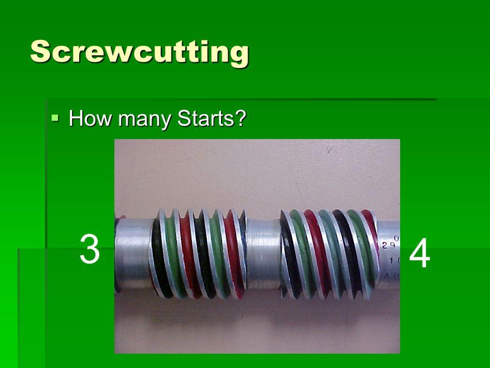 Screwcutting 3 4