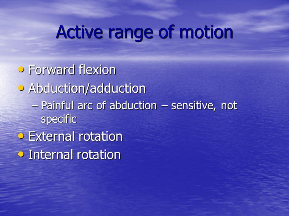 Shoulder Dislocations Mechanism.Mechanism. –Anterior vs.