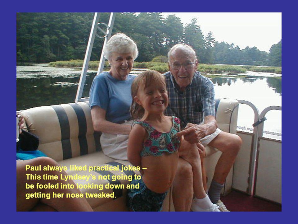 Paul, Dick and Phyllis Bayrd