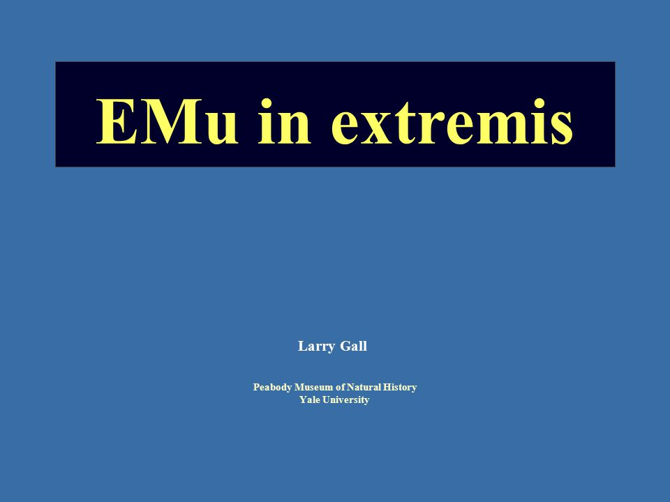 Here's where they built the emuload script To keep texpress running quite swift You have Stop, Start, and Status (b) To keep IMU comin at us Now add some more options, catch my drift