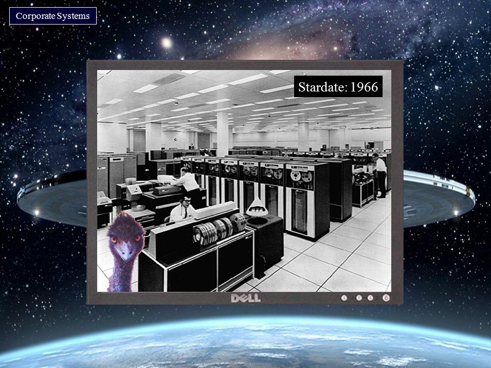 Stardate: 1966