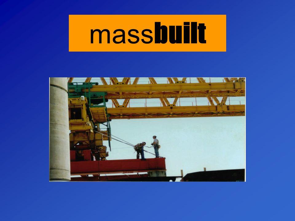 mass built