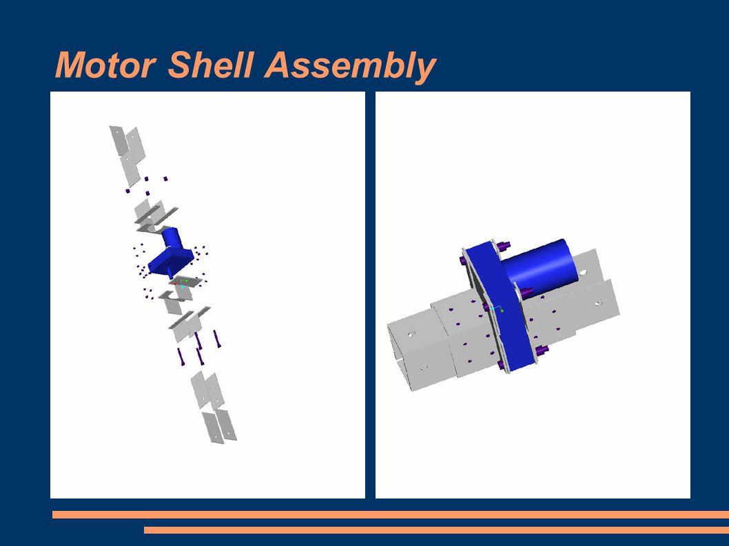 Motor Shell Assembly