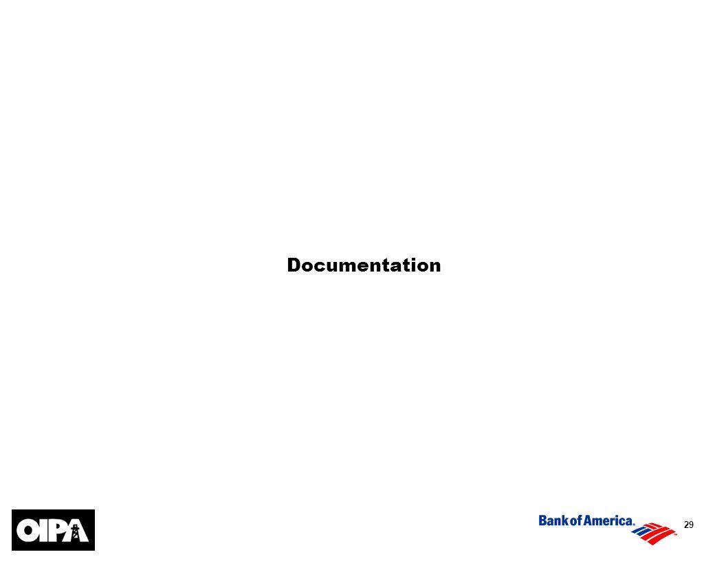 29 Documentation