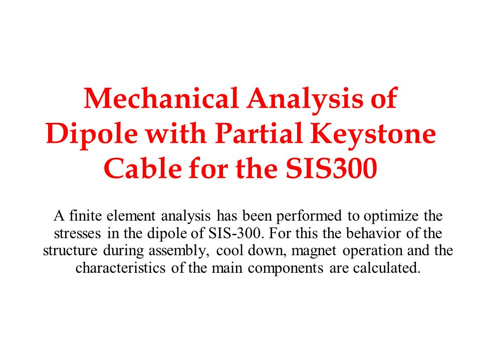 Change of radial displacements in pole and median of inner layer during Stages