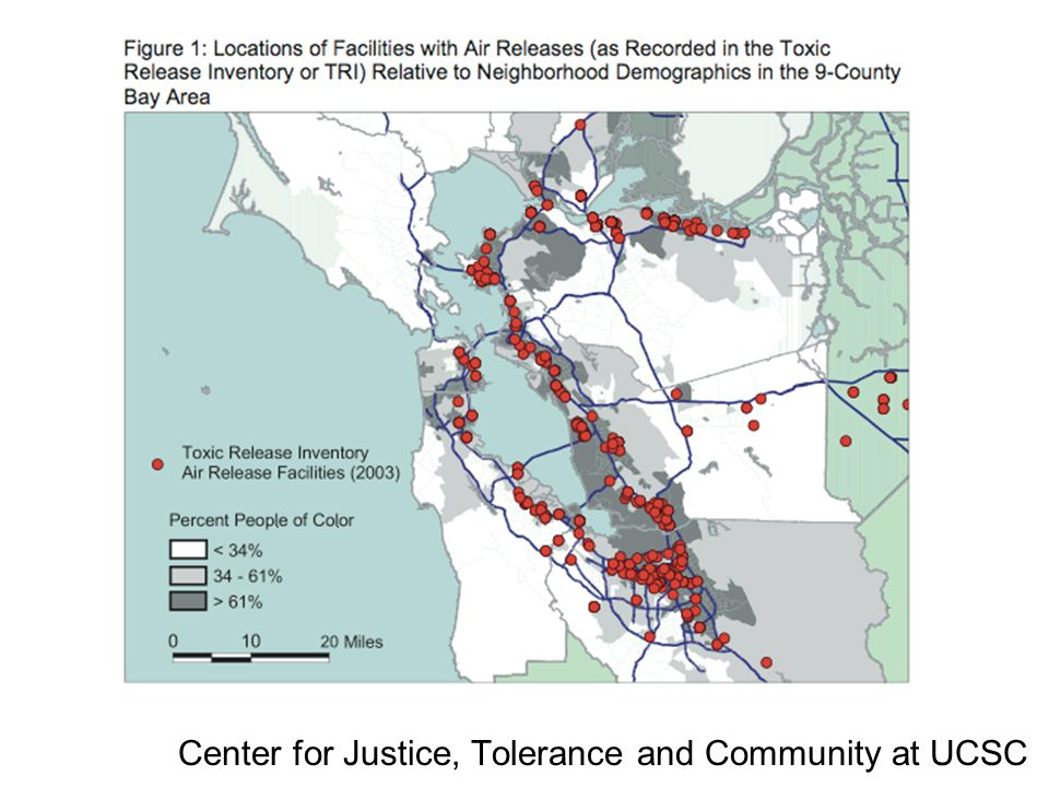 Center for Justice, Tolerance and Community at UCSC