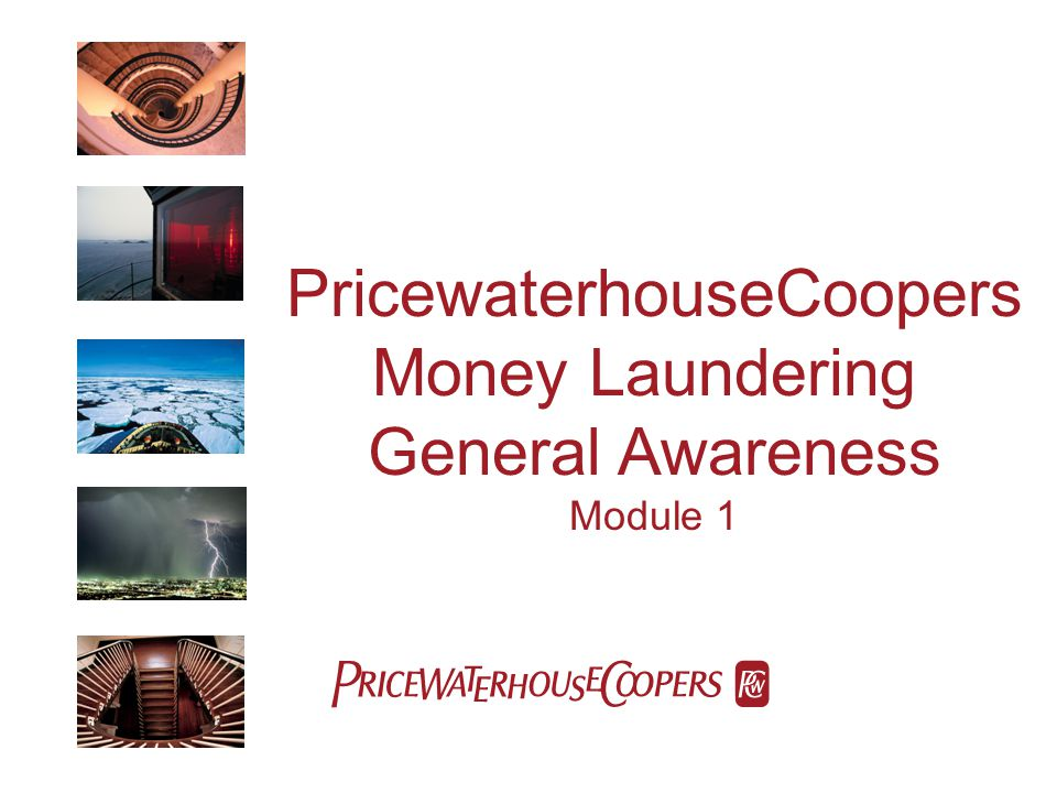 PricewaterhouseCoopers Money laundering legislation in South Africa Prevention of Organised Crime Act (POCA) –effective date: January1999 Financial Intelligence Centre Act (FICA) –effective date: February 2002 The Protection of Constitutional Democracy against Terrorist and Related Activities Act (PROCDATRA) –Passed by parliament on 12 November – not yet gazetted Prevention of Corrupt Activities Act (PRECCA) –Effective date: August 2004