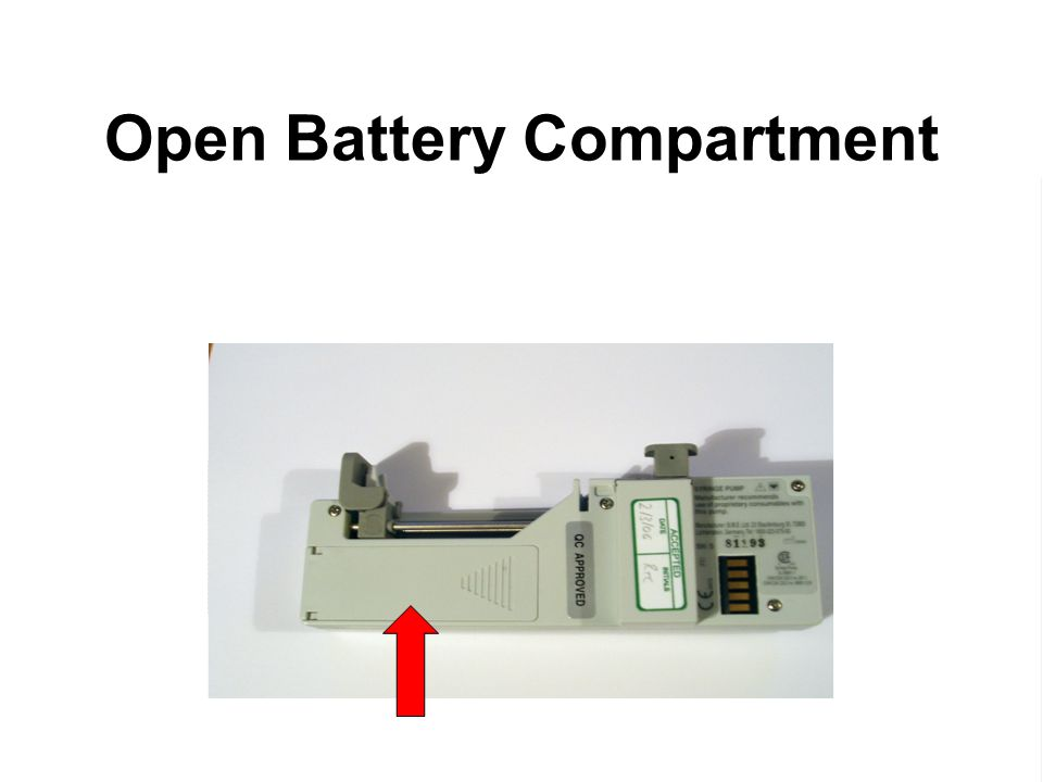 T34-Battery fitting and Testing 9 volt alkaline or lithium battery only.