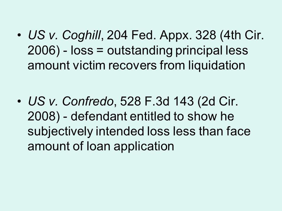 US v.Coghill, 204 Fed. Appx. 328 (4th Cir.