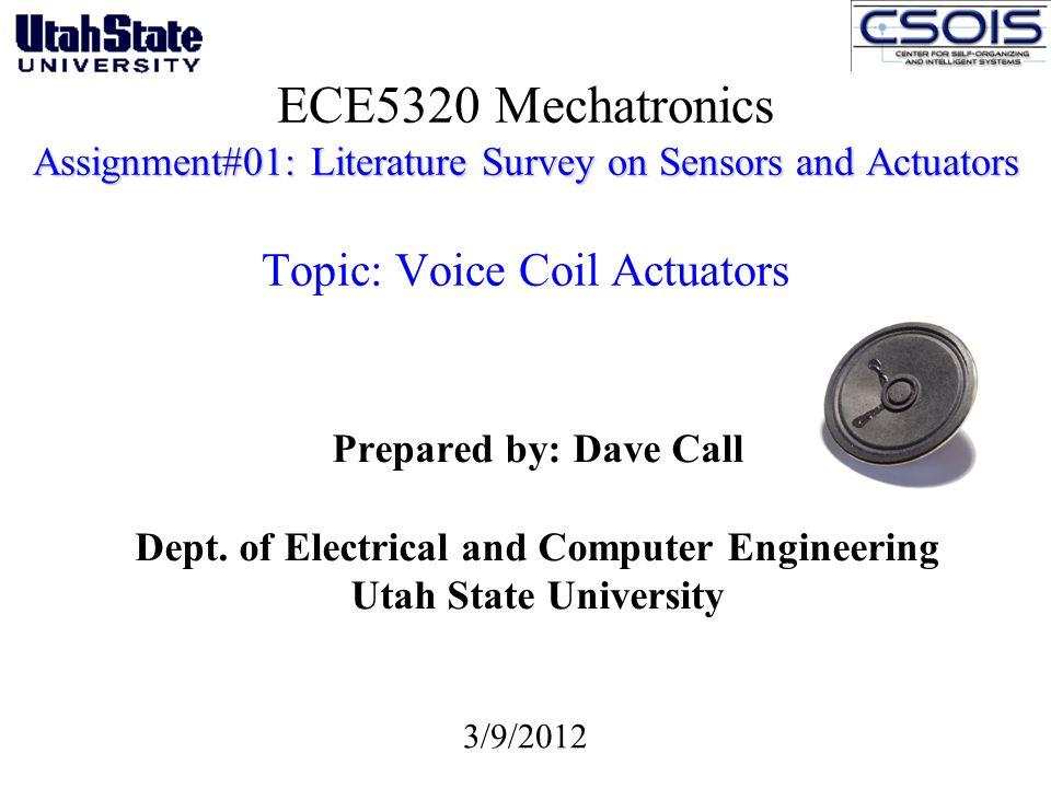 4/23/2015 ECE5320 Mechatronics.