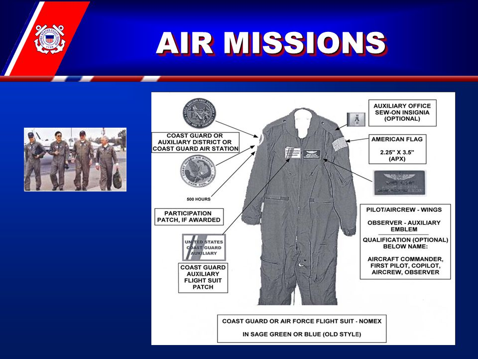 AIR MISSIONS
