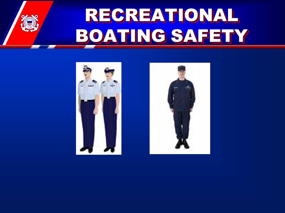 RECREATIONAL BOATING SAFETY