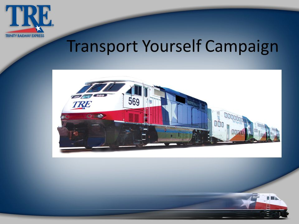 Strategy Comprehensive campaign to induce trial ridership from non-riders with free pass.