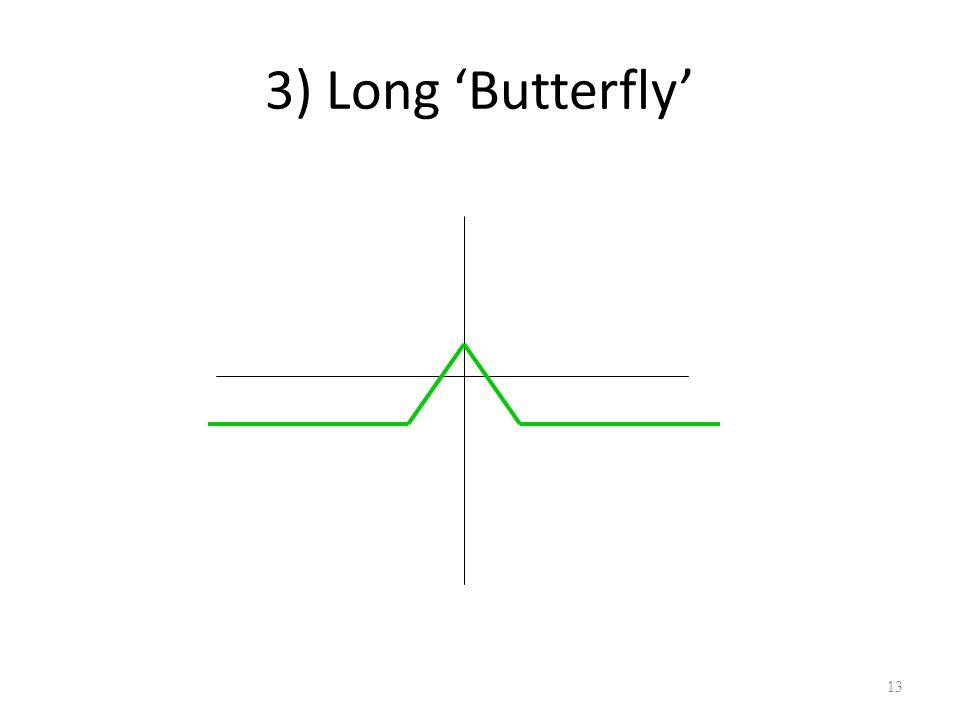 3) Long 'Butterfly' 13