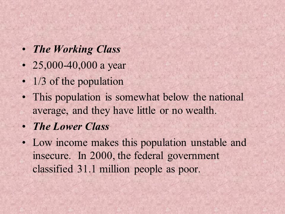 The Working Poor The working poor command the sympathy and support of people on both sides of the poverty debate.