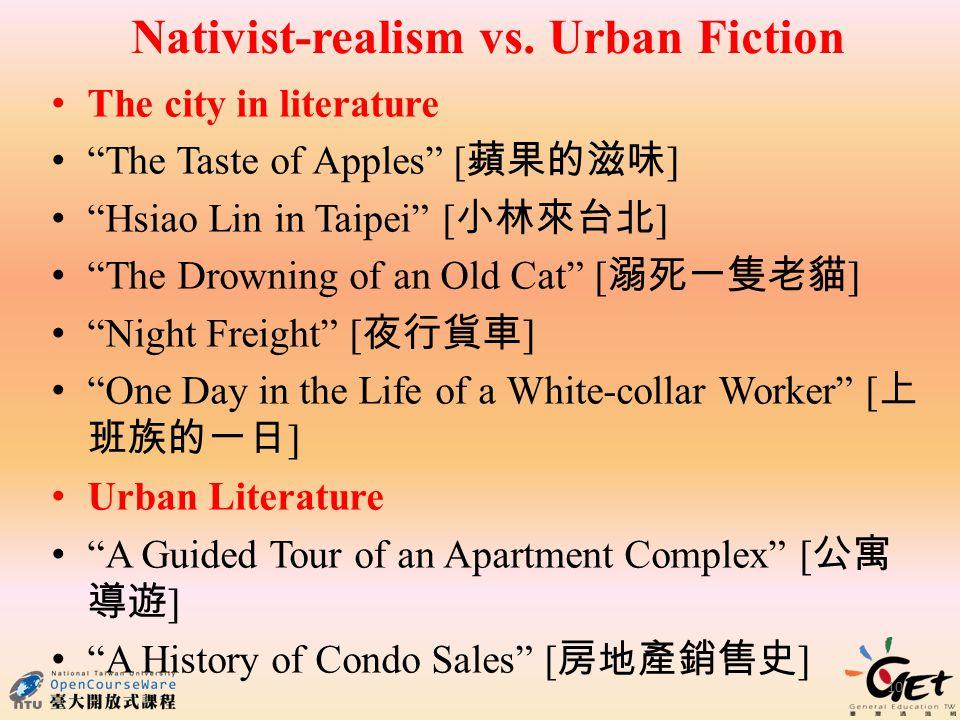 Nativist-realism vs.