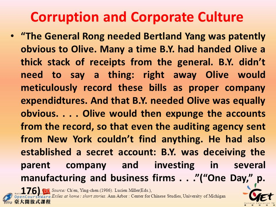 The General Rong needed Bertland Yang was patently obvious to Olive.