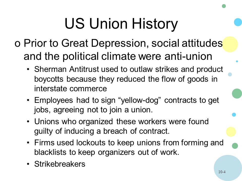 10-15 High Unionization States, 2008