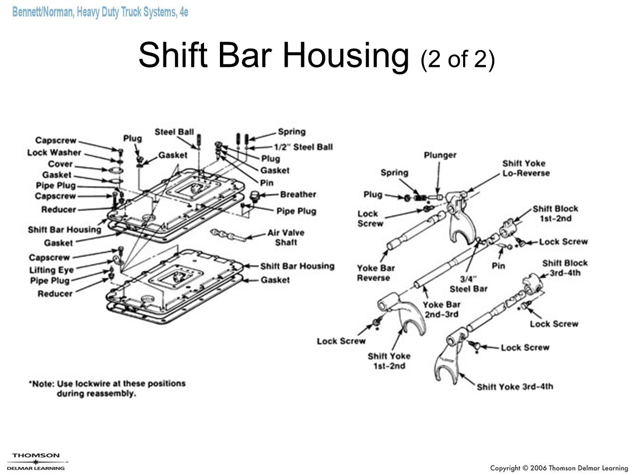 Shift Bar Housing (2 of 2)