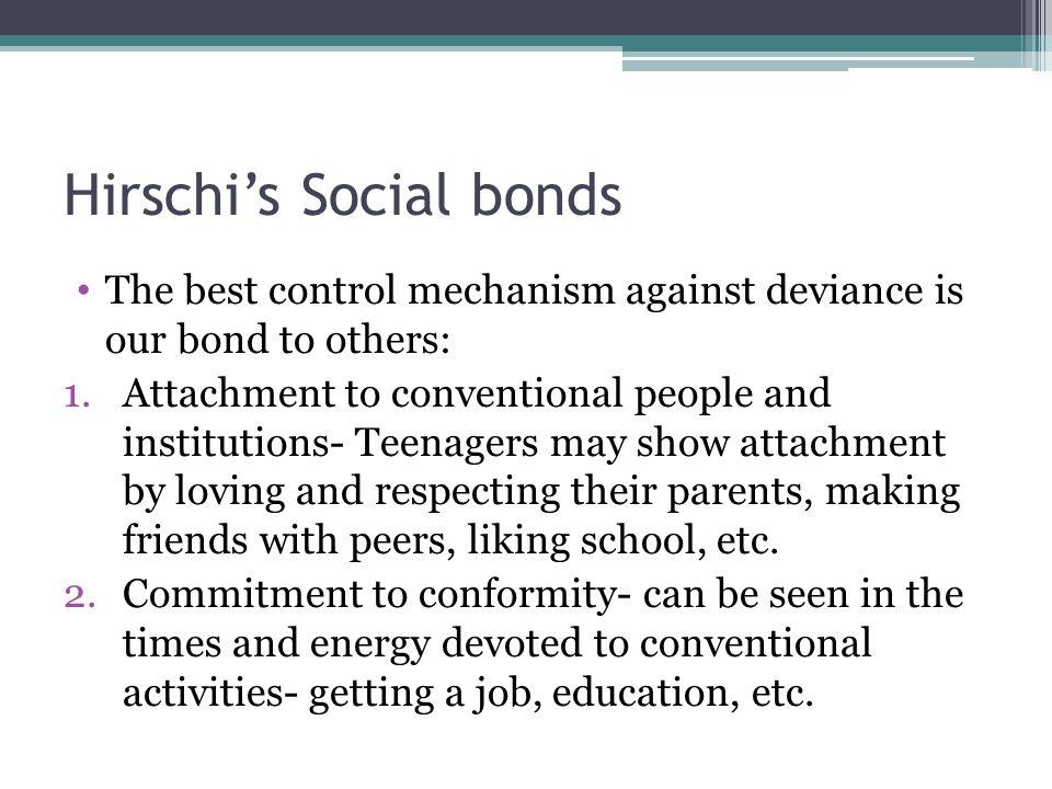 Social Bonds continued 3.