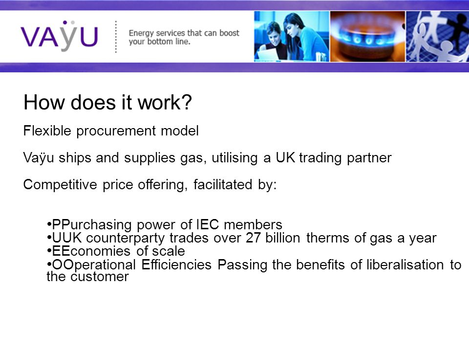 Understanding today's rapidly evolving energy market Generally prices will remain firm.