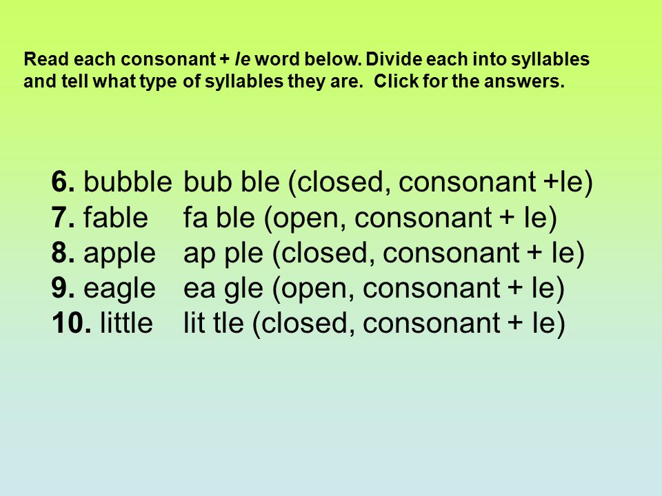 Vowel-r Syllables The letter r is bossy and changes the sound of the vowel that comes before it.