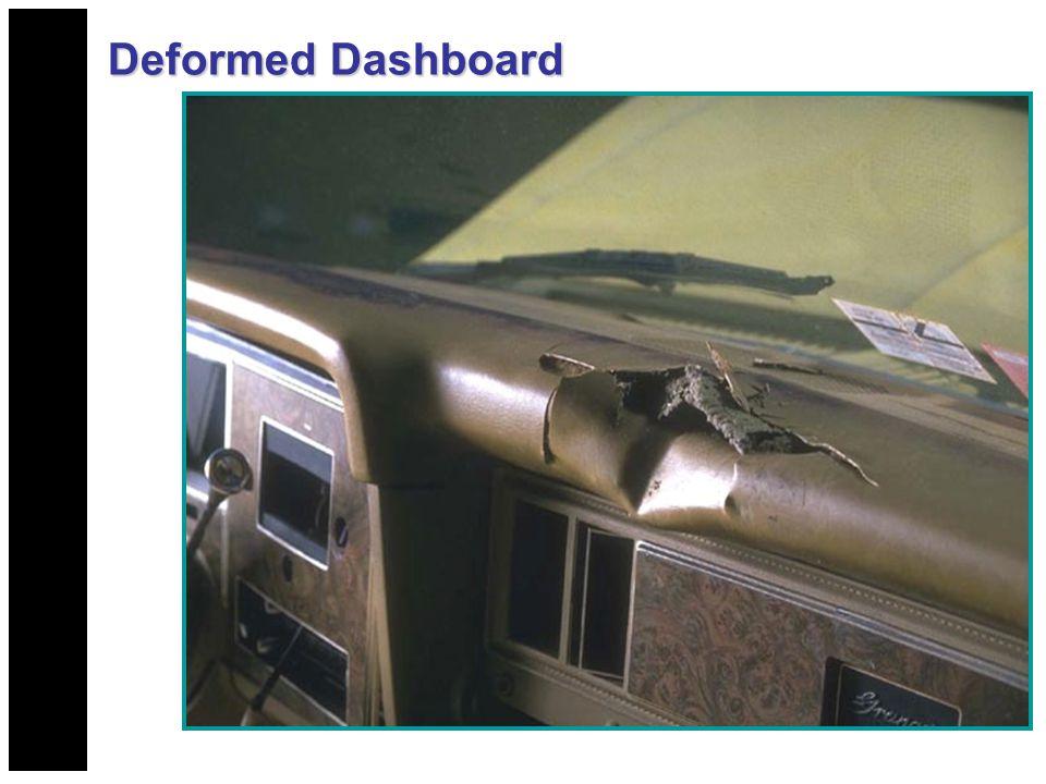 Deformed Dashboard