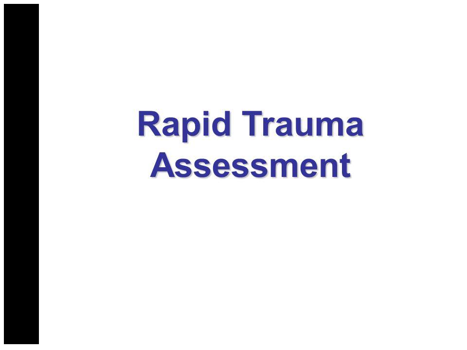 Rapid Trauma Assessment
