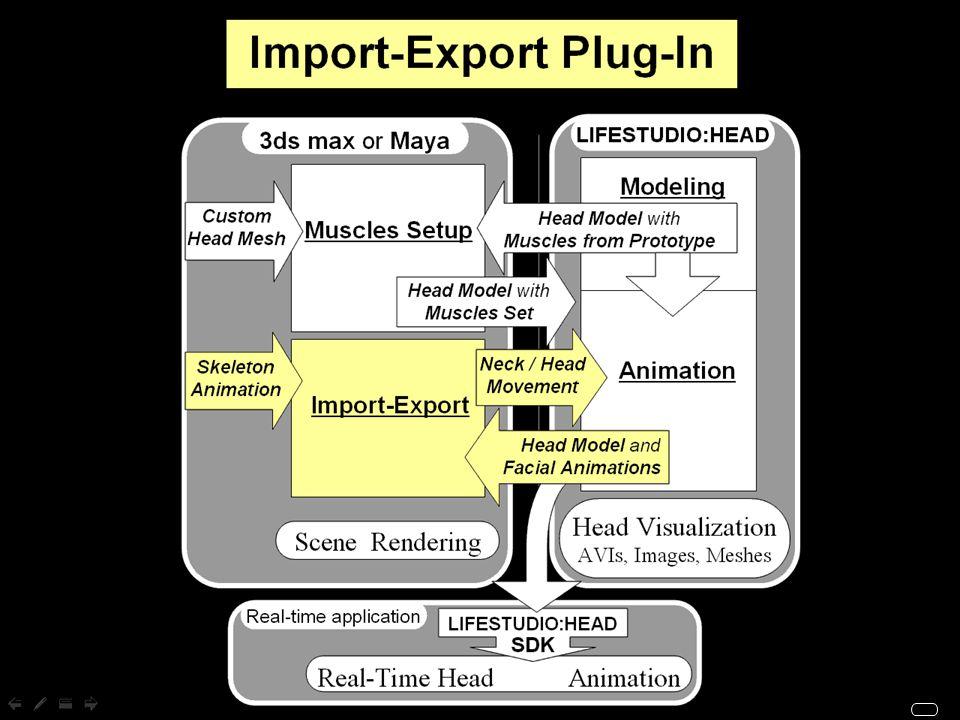 Import-Export Plug-In