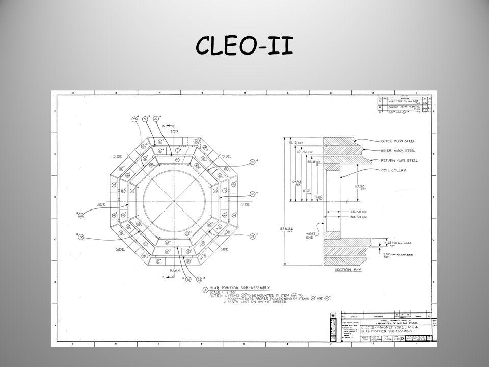 CLEO-II
