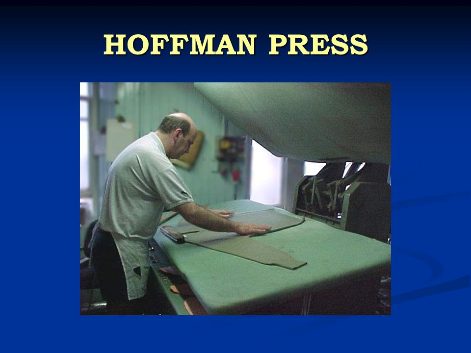 HOFFMAN PRESS