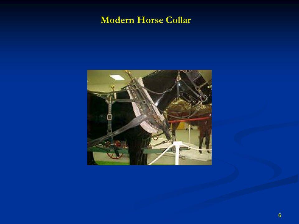 6 Modern Horse Collar