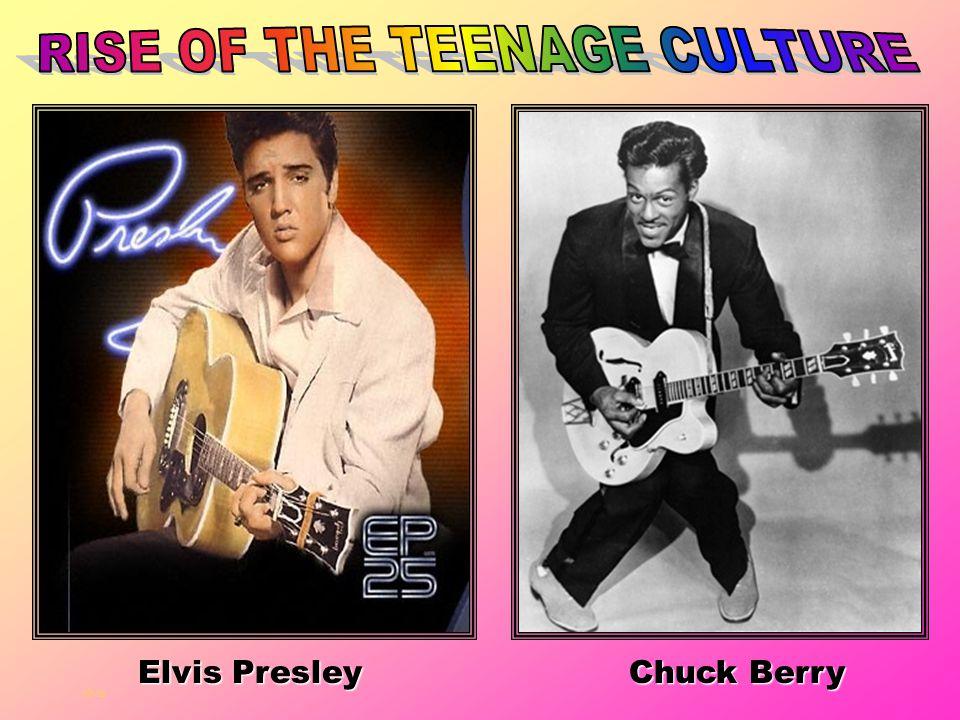 elvis Elvis Presley Chuck Berry Elvis Presley Chuck Berry