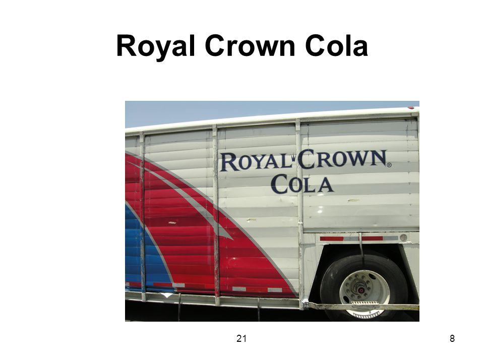 218 Royal Crown Cola