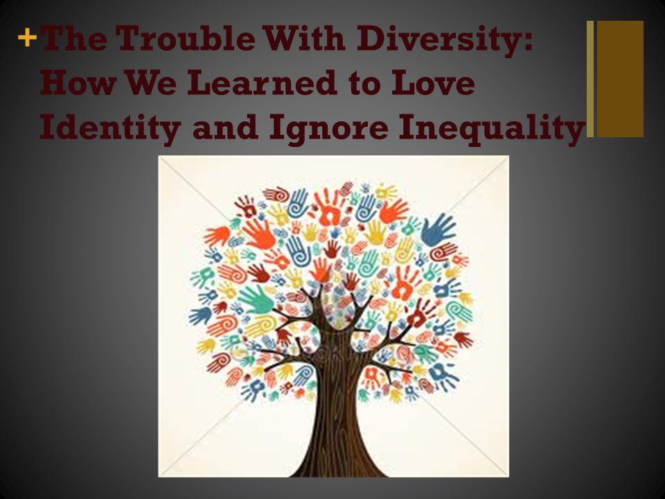 + The Trouble With Diversity: How We Learned to Love Identity and Ignore Inequality