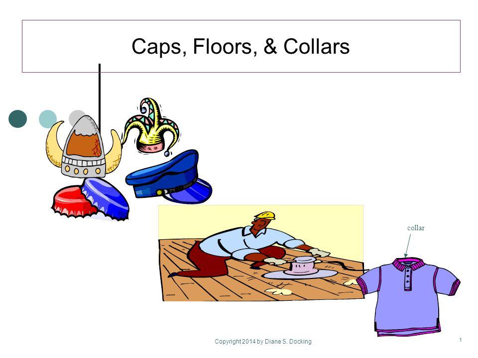 Caps, Floors, & Collars Copyright 2014 by Diane S. Docking 1 collar