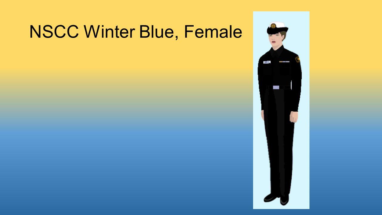 NSCC Winter Blue, Female