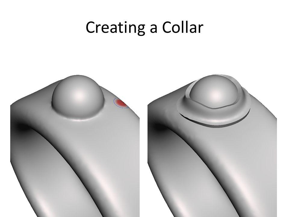 Creating a Collar