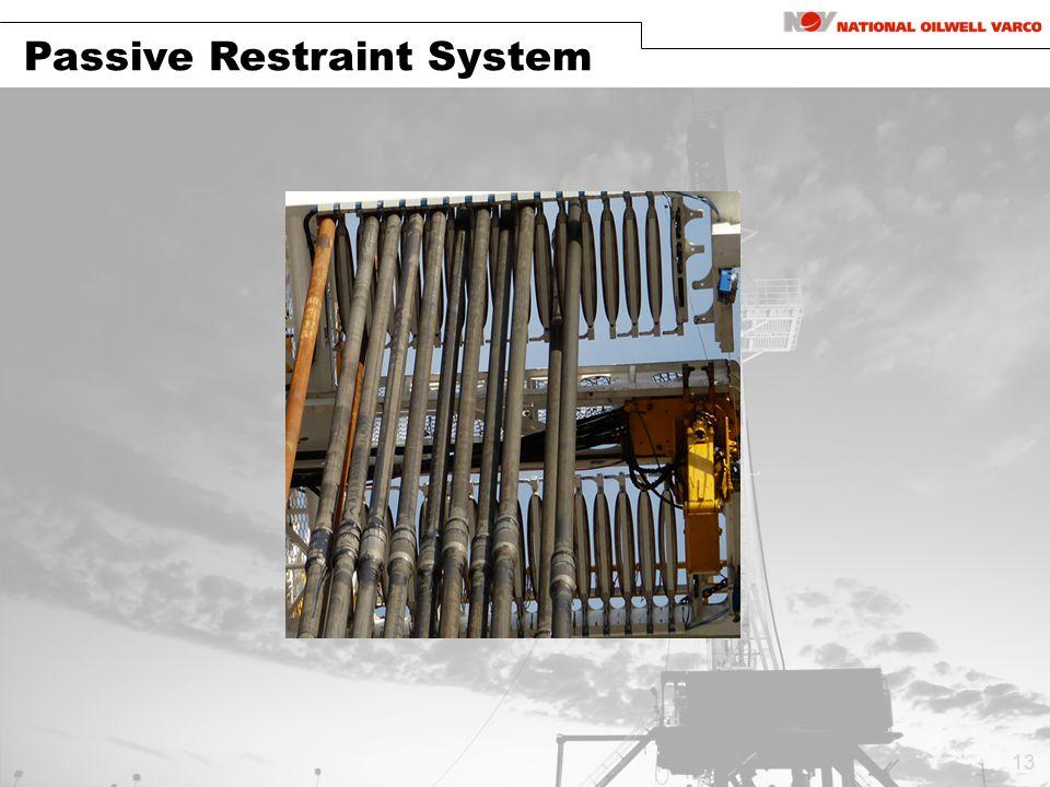 Passive Restraint System 13