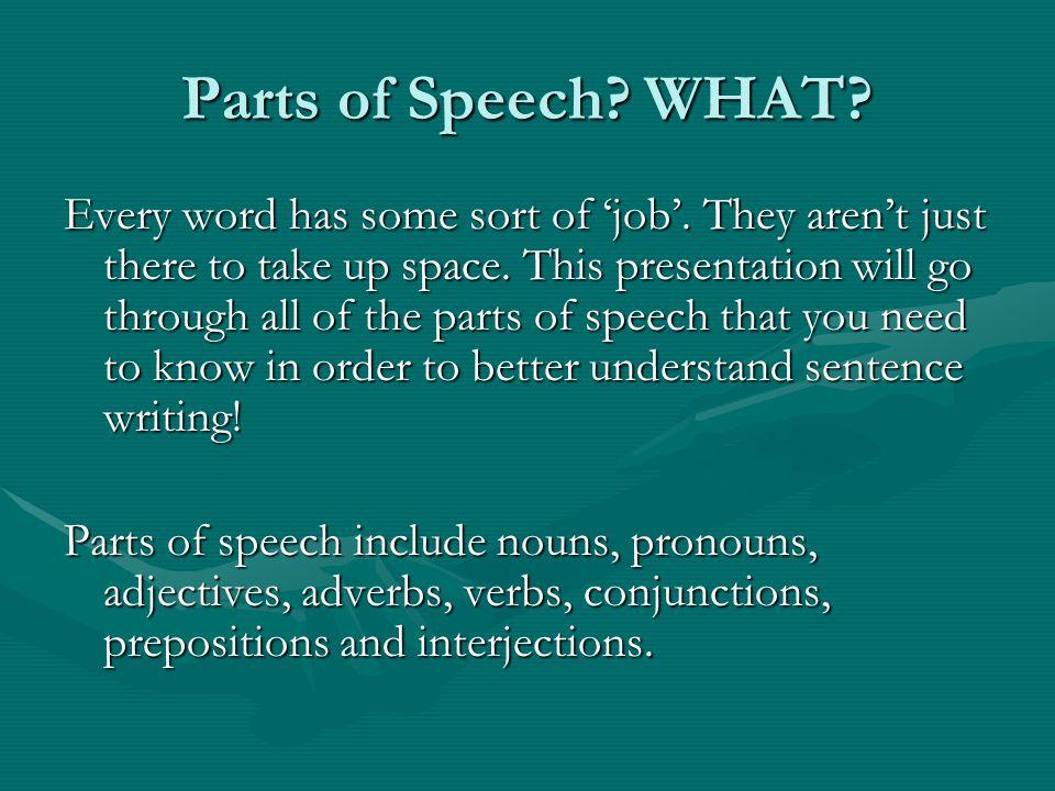 POSSESSIVE PRONOUNS Possessive pronouns show ownership, just as nouns have a possessive nature.