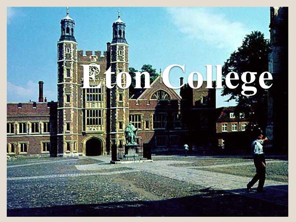 Motto Floreat Etona (Let Eton Flourish)