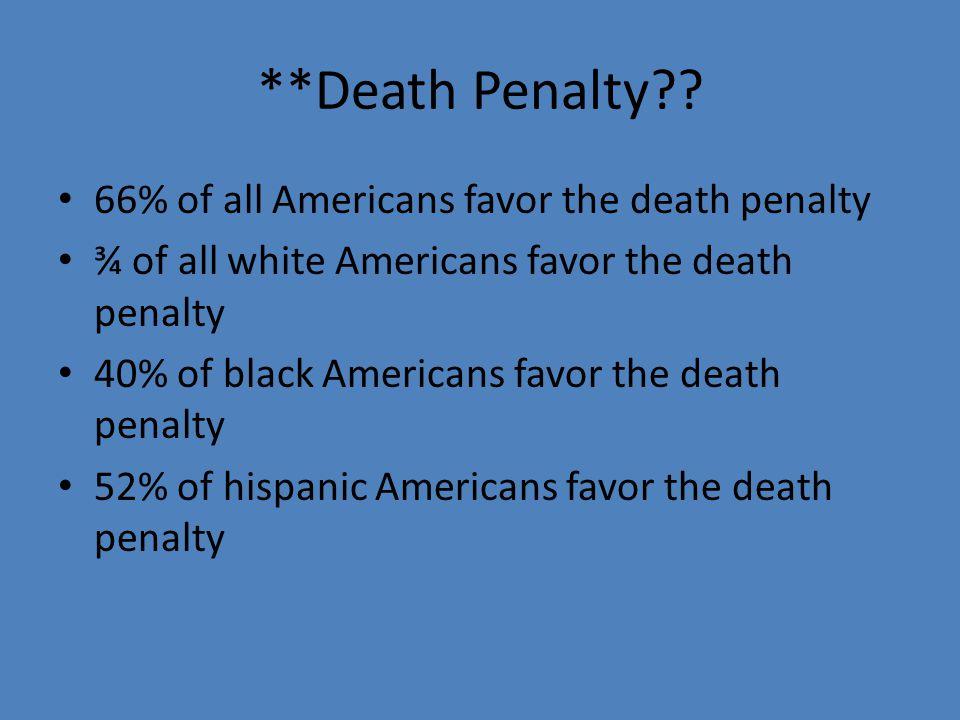 **Death Penalty?.