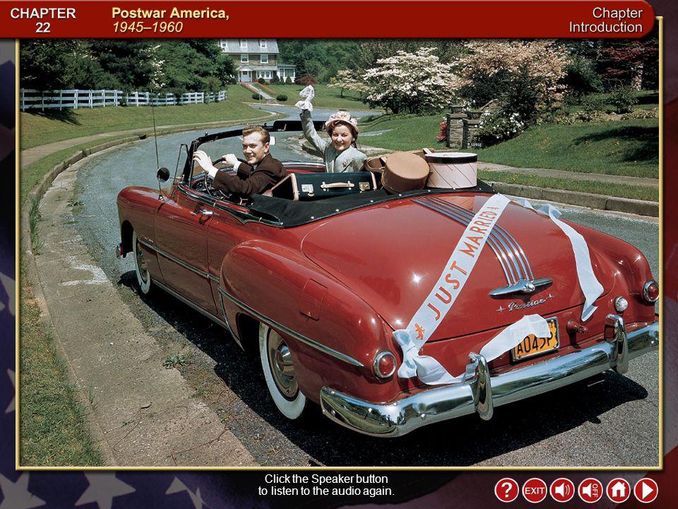 Postwar America 1945-1960 Chapter 22