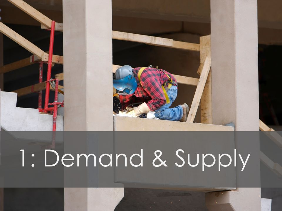 1: Demand & Supply