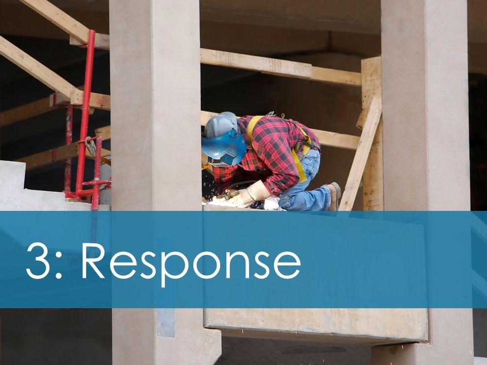3: Response