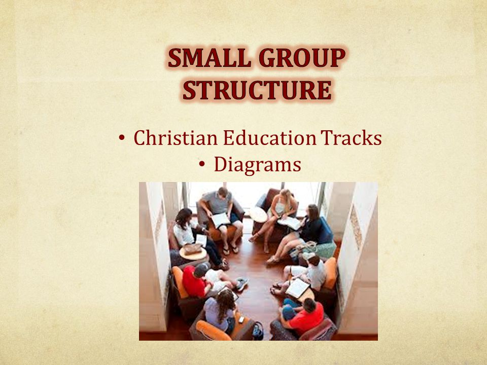 Christian Education Tracks Diagrams