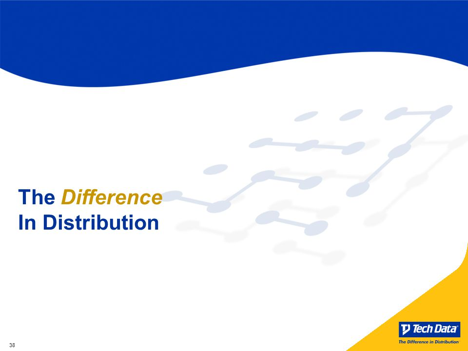 38 The Difference In Distribution